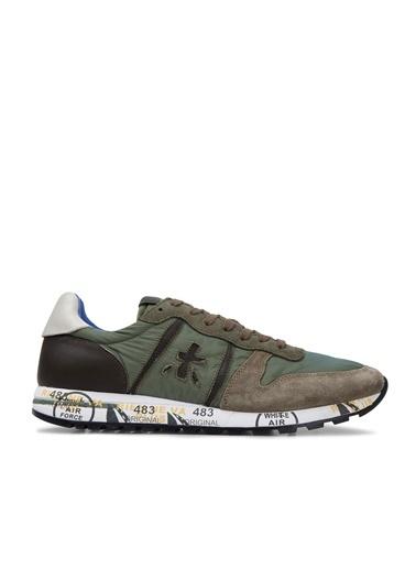 Premiata Ayakkabı Yeşil
